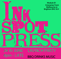 Ink Spot press, formerly Brighton Independent Printmaking - B.I.P.