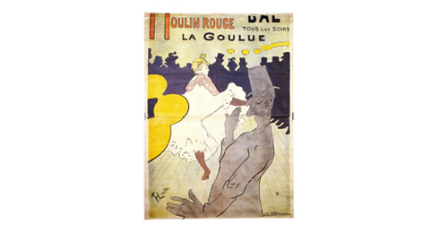 Toulouse Lautrec Exhibition