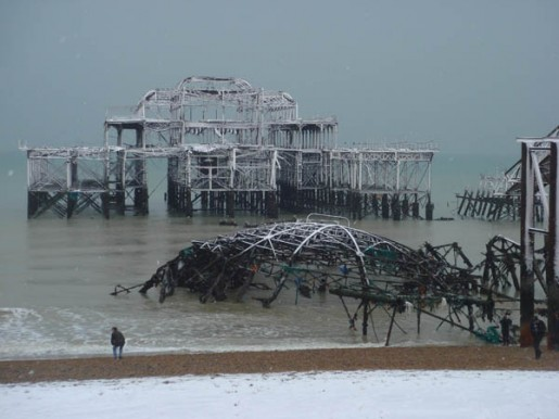 West Pier Lighting Event