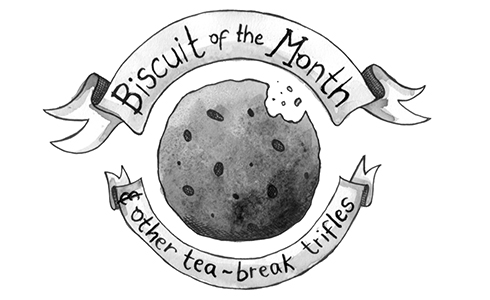 Biscuit logo - colour version coming soon!