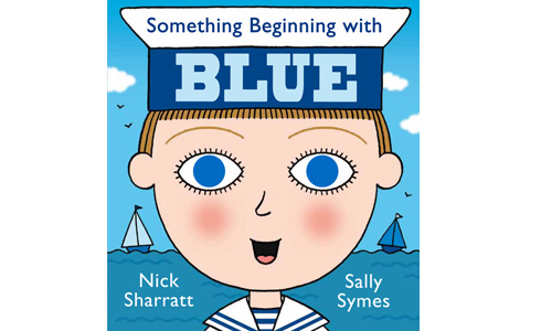 Nick Sharratt's latest book cover