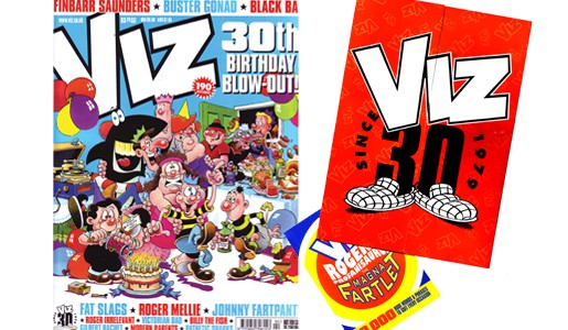 Viz 30th Birthday Celebrations