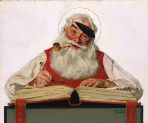 Norman Rockwell exbibition
