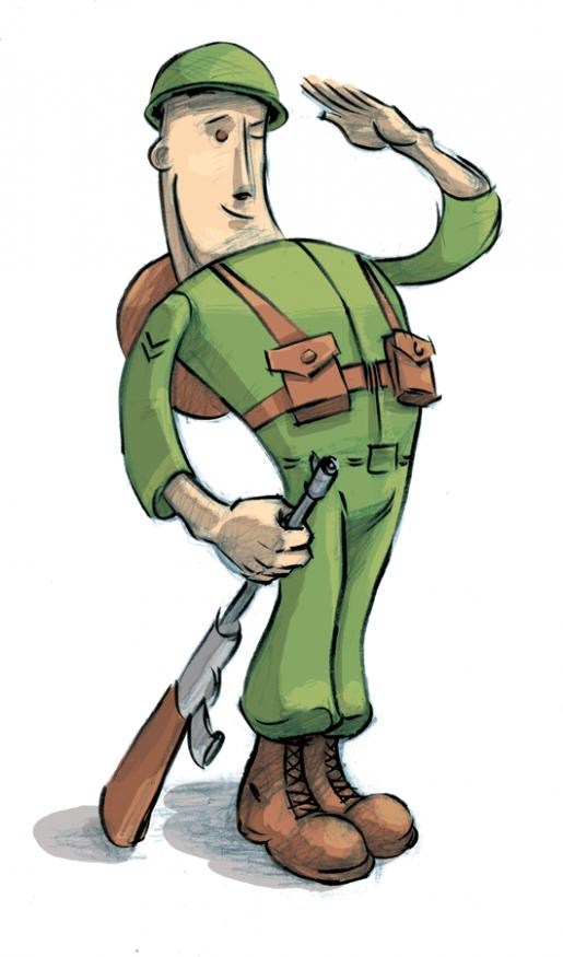 Cartoon Characters Uk : Military cartoon characters imgkid the image