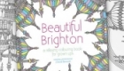 Beautiful Brighton colouring book