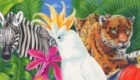 Cadbury's Wildlife chocolate bar - artwork for 10 different wrappers