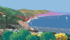 English Riviera - Private Commission (A1, Illustrator)