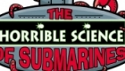 logo design for Royal Navy Horrible Science of Submarines
