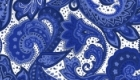 I collaborated with luxury womenswear label Kokoro London and designed this intricate paisley to be used on the scarfs and…