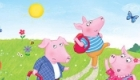 Three Little Pigs set out