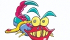 The clown beetle, an insect of ridiculous appearance and intention. You burst into a fit of psychotic laughter should it…