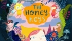 This is the front cover design for my own children's book story I have writen and illustrated called 'The Honey…
