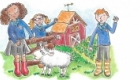 Illustration for Acre Rigg Academy booklet for Stoneworks Education.